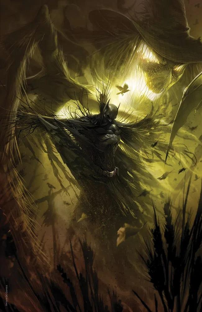 Batman: Fear State: Alpha #1 (Francesco Mattina Foil Team Variant)