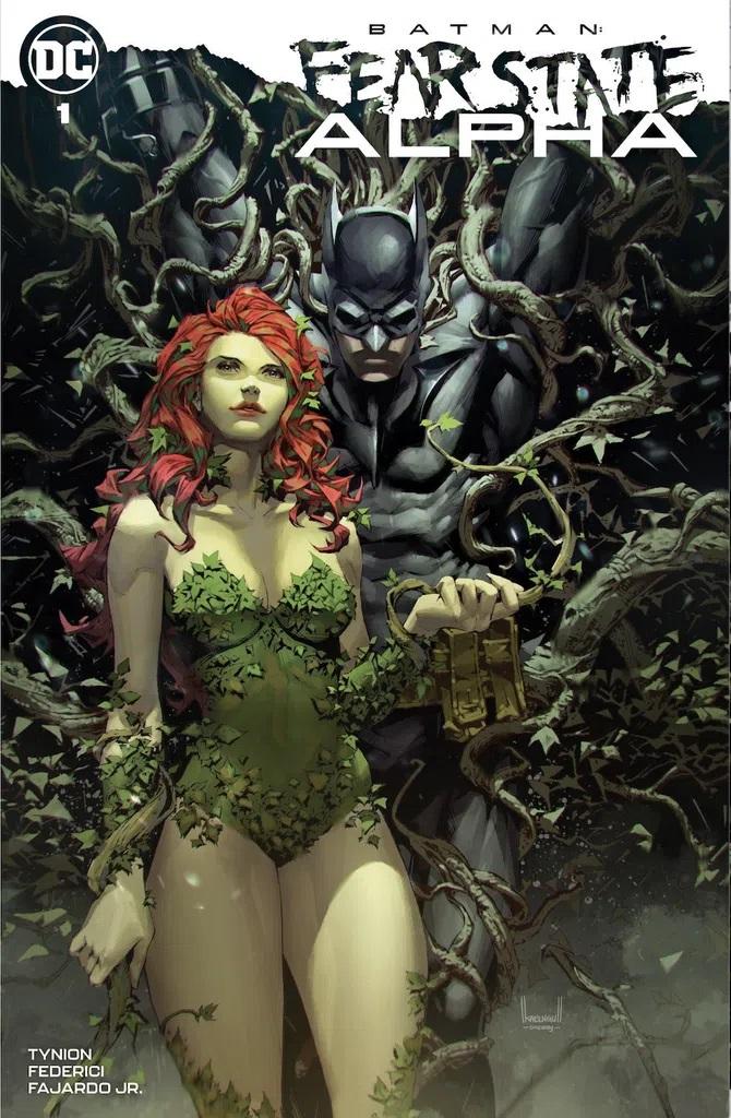 Batman: Fear State: Alpha #1 (Kael Ngu Variant)