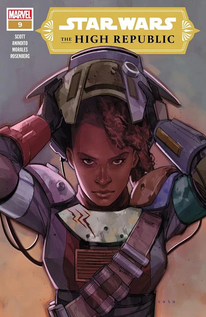 Star Wars High Republic #9
