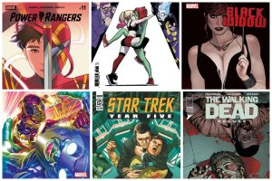 Incredible Comic Book Covers