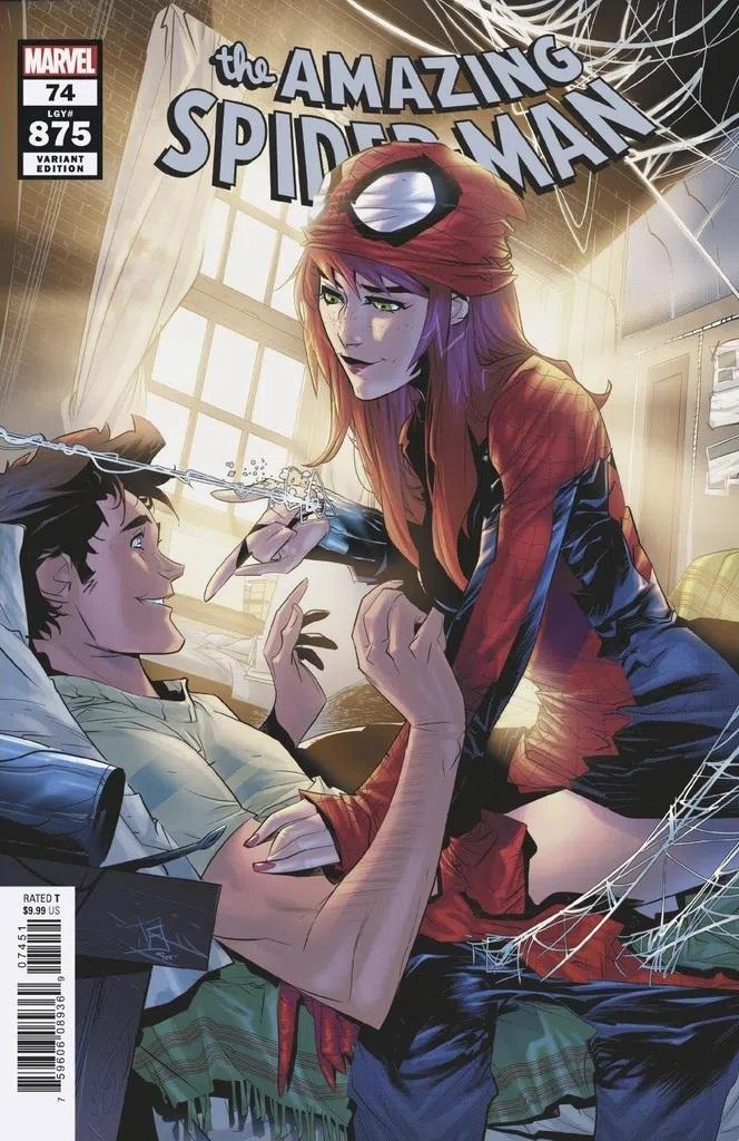Amazing Spider-Man #74 (Vicentini Variant)