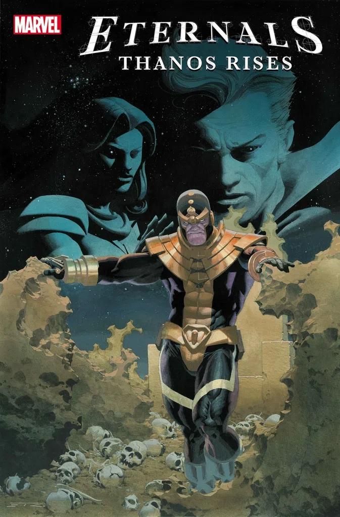 Eternals Thanos Rises #1