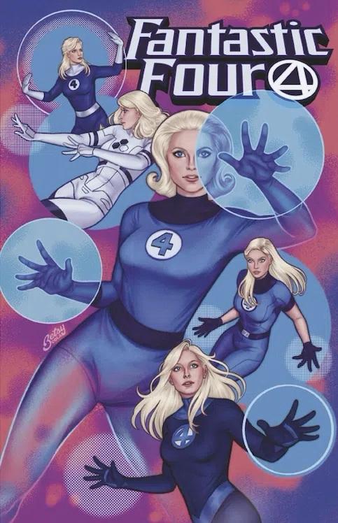 Fantastic Four #35 (Cola Variant)