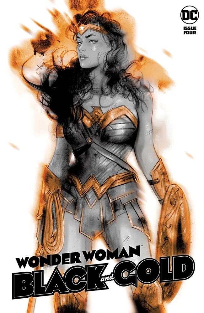 Wonder Woman Black & Gold #4 (Cover A Tula Lotay)