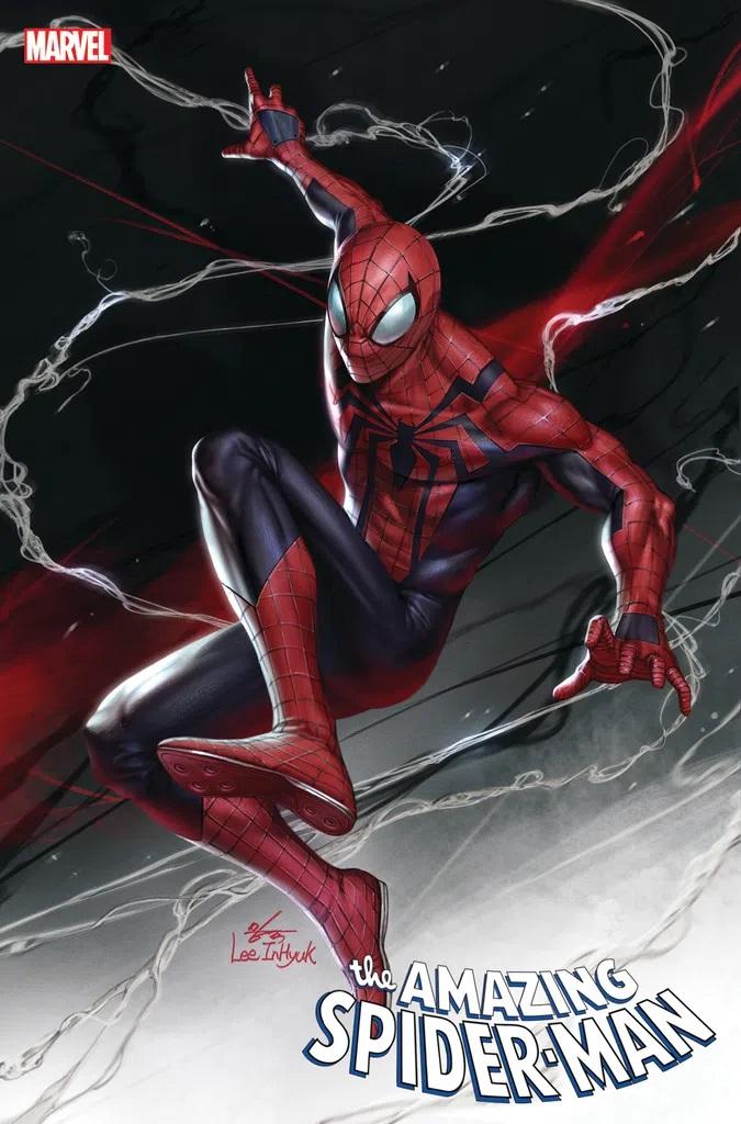 Amazing Spider-Man #75 (Inhyuk Lee Variant)