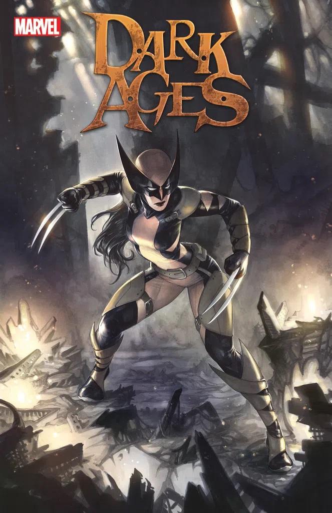 Dark Ages #2 (Hetrick Variant)