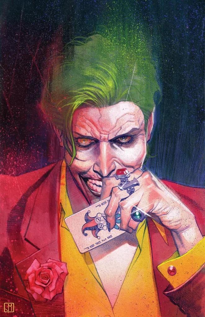 Joker #8 (Jorge Molina Variant)