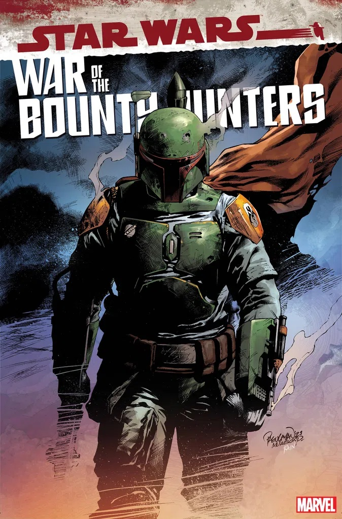 Star Wars War Of The Bounty Hunters #5 (Pagulayan Variant)